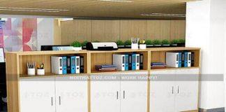 Tủ văn phòng chính là giải pháp lưu trữ tài liệu hoàn hảo nhất