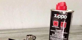 Sử dụng bật lửa và châm xăng cho bật lửa zippo đều có nguyên tắc riêng