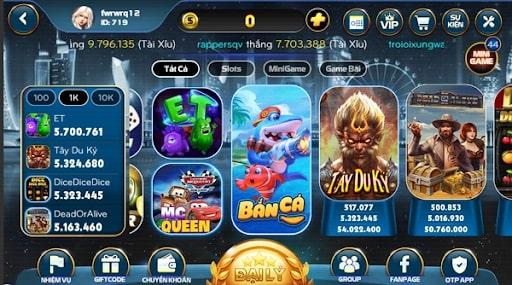 Tìm hiểu những thông tin về cổng game Bino79 Club